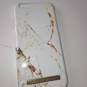 Magnetiskt skal,vit marmor. I fint skick! Tror att det är till iPhone 6. Samfraktar gärna,kika in mina övriga annonser!
