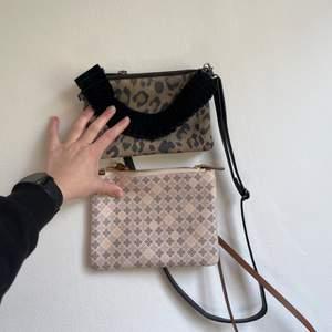 Två stycken väskor! Den på bild nr. 2 är från By Malene Birger(400kr) och den på bild nr. 3 är från Unmade Copenhagen(300kr). Köpare står för frakt!⭐️