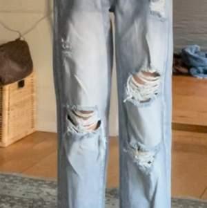 Toppen byxor, sitter som en smäck. Dock var dom för långa för mig (är 1.65).