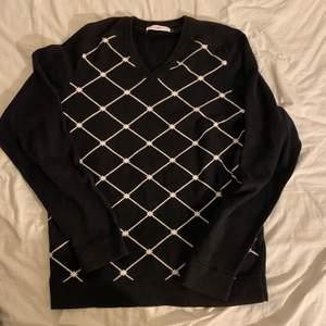 Vintage argyle sweater från Bläck, fick den av min bror men varken han eller jag har fått någon användning för den!