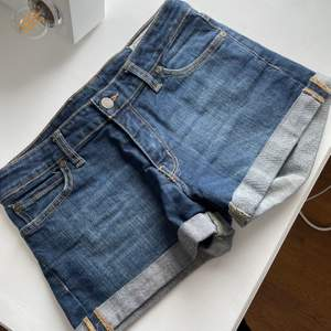 Crocker jeansshorts