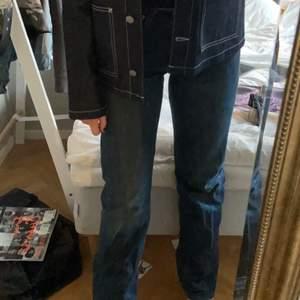 Levis jeans i modell 501, supersnygga och ovanlig färg (rak modell)💕💕 buda ifrån 150(KÖP DIREKT:300)