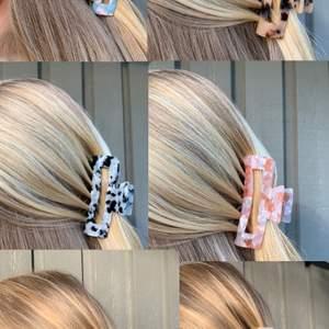 Säljer hårklämmor från mitt företag bywestling!! 99kr styck frakt tillkommer på 22kr📦