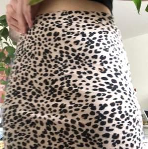 Skitcool leopard pennkjol