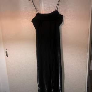 Maxiklänning som är köpt i USA