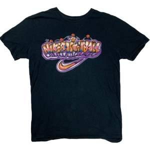 Svart Nike t-shirt!