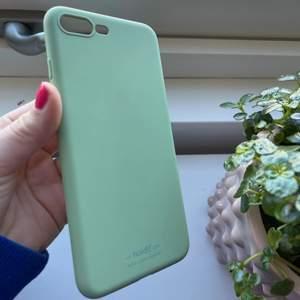 Fint grönt iPhone skal, passar iPhone 7+,8+