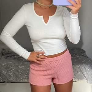 Rosa virkade shorts💗💕 perfekta till sommaren!!