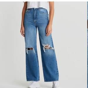 Jätte fina jeans från Gina. Hör gärna av dig för fler bilder mm