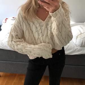 Så fin stickad tröja från NAKD✨