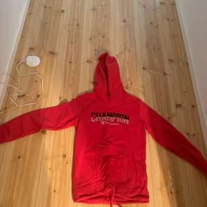 Jättefin rosa hoodie från champion, knappt använd