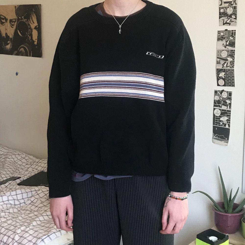 Stickad tröja från MSW. Tröjor & Koftor.
