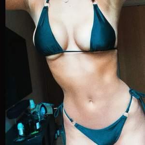 Ny bikini endast testad
