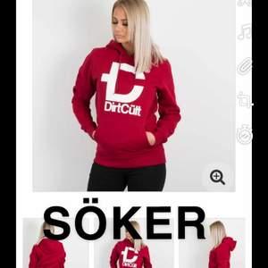 Är en tjej och söker denna hoodien för så billigt pris som möjligt, under 200. Hör av er om ni har en och kan tänka sig att sälja till mig,☺️💕 storlek S. Om ni också har en sån fast i en annan färg hör av dig då också men vill ha rött helst☺️