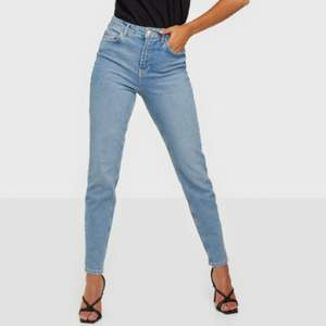 Blåa jeans från nelly i strl M💕 Nypris 499