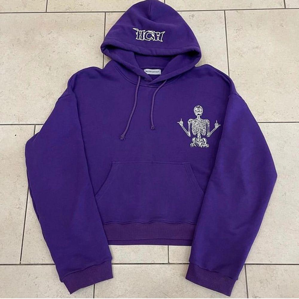 HCW hoodie limited ed! Asnajs använd några fåtal gånger. Köptes för 1100.. Huvtröjor & Träningströjor.