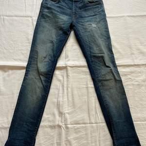 Jeans mörkblå jack & jones slim/Glenn