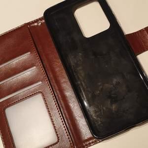 Ett magnetisk skal med korthållare, till Samsung Galaxy S20 Ultra