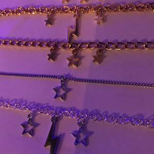 Armband i silver och guld, alla armband har samma pris, 50 kr+ 11 kr frakt💖