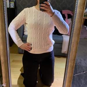Stilren ljusrosa pullover från Ralph Lauren! I princip oanvänd!