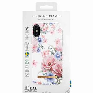 iPhone X skal från Ideal of Sweden, floral romance. Aldrig använd, oöppnad förpackning