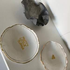 Små skålar till smycken/ringar
