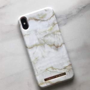 Supersnyggt IPhone skal från ideal of Sweden's sommar 2020 kollektion. Använd en gång. För iPhone X/XS. Original pris 299+29kr frakt. Betalas via swish, bjuder på frakten vid snabb affär.