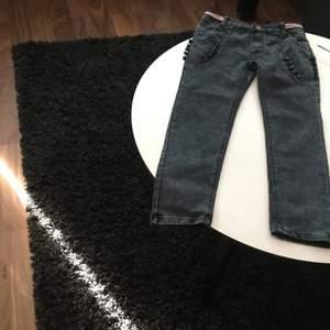 Tror det är discord jeans vet it ifall den är äkta men tror det.