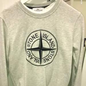 Stone Island hoodie utan luva (A:A) kopia