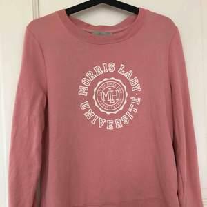 Morris tröja sparsamt använd från Individ Prestige. Var inte riktigt min färg därav har den bara blivit kvar i garderoben tyvärr.