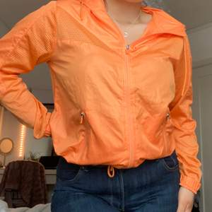 Orange vindtröja 🧡