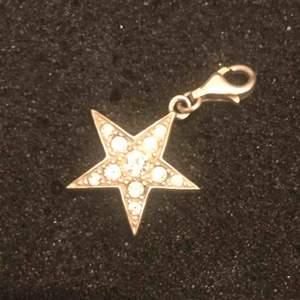 Berlock i silver pris inkl frakten i en vanlig kuvert