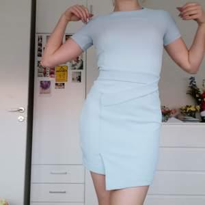 Skitsnygg bodycon klänning med