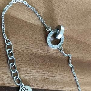 Armband i silver från Edblad, använd ett fåtal gånger.