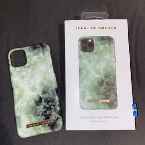 Ett jätte snyggt skal från ideal of sweden, helt nytt, har förpackningen kvar, köpte till fel mobil :/