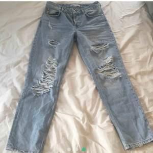Zara jeans. Använda en gång❤️ strl 38