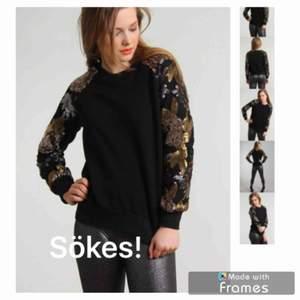 Söker den här tröjan från madlady. Nån som säljer?