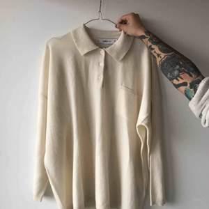 Oanvänd finstickad tröja från Zara, 100% kashmir.  Nypris 1595 kr
