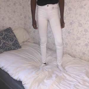 Jätte fina vita byxor köpta från New York och ganska Stretchiga jätte sköna