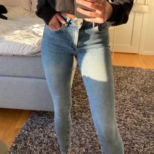 Sparsamt använda jeans i snygg tvätt🦋💞 Frakt +63kr