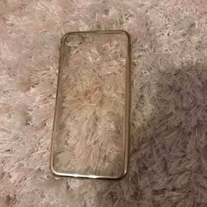 iPhone 7/8+ skal Köpte från glitter Den är silikon