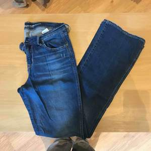 Women's size 6 flare jeans from Old Navy in the USA