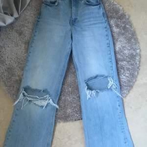 Säljer jeans i storlek 32 men skulle säga att de är en 34! Helt nya!