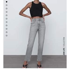 Säljer mina jeans som jag köpte för typ en månad sedan men inte använder och har för många Jeans är 165 cm❤️