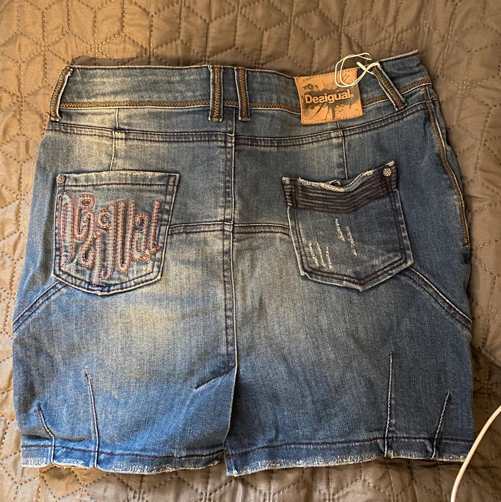Supersöt jeans kjol från desigual!💕 frakt: 66kr. Kjolar.