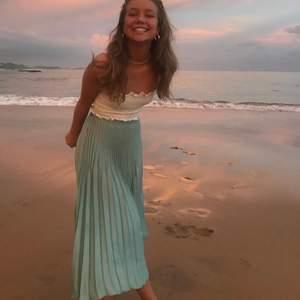 Såå fin plisserad kjol från zara i jättebra skick!! Kontakta mig om du är intresserad eller har några frågor 💕💕💕