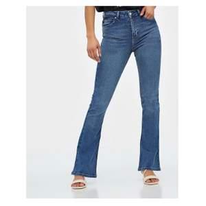 Bootcut jeans från Gina tricot, säljer för jag har för mycket jeans!!