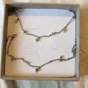 Fina smycket i silver från Bianca ingrossos kollektion. Nypris var ca 1000kr och säljer nu för 400 inklusive frakt! Pris kan diskuteras, buda privat med mig😊