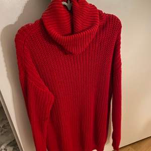 Röd tröja Cubus storlek xs/s