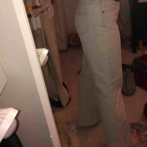 Skitsnygga jeans, men de kommer tyvärr  aldrig till användning. De är långa i benen och de är i bra skick